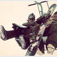 сноубордисты :: Руслан Хатавнер