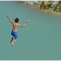 Прыжок. :: Александр Белов