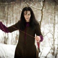 Ведьма. :: Анна Тихомирова