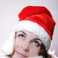 Новогодняя :: Виктория Целуйко