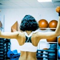 Спорт - это круто! :: Элина Сафарова