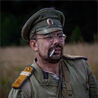 1916.Портрет Русского солдата :: Виктор Перякин