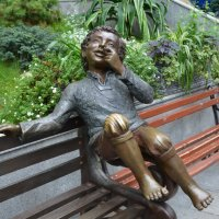 Скульптура :: Владимир Уваров