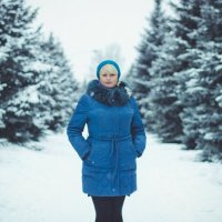 зима :: виктор любинецкий
