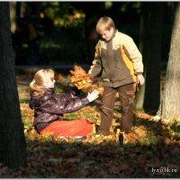 Осенний букет :: Андрей Lyz