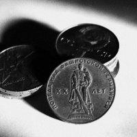 Юбилейные монеты :: Виктор Батов