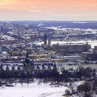 View of Стокгольм :: Олег Ионичев