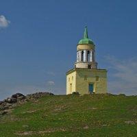 Нижний Тагил. Башня на Лисьей горе :: Сергей Комков