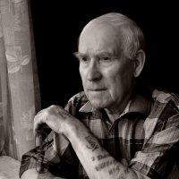 Мой дедушка - ветеран ВОВ :: Ирина Ситникова