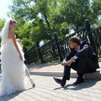 Свадьба Л+А, август 2011 :: Екатерина Калашникова