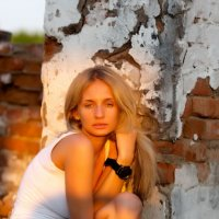 Фотосессия на природе :: Алена Алейникова