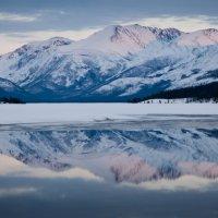 Заповедное озеро Фролиха :: Ирина Якунина