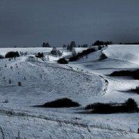 Таинственные холмы!!! :: Дмитрий Арсеньев