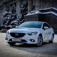 New Mazda 6 :: Алексей Афанасьев
