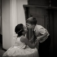 первый поцелуй :: Andrey Nastasenko