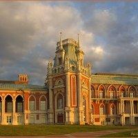 В лучах закатного солнца :: Василиса Никитина