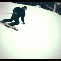 лыжник :: Руслан Хатавнер