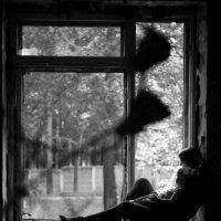 на окне :: Александр Толстых