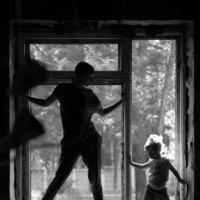 танец на окне :: Александр Толстых