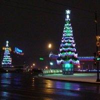 Новогодняя Москва :: Viktor Balkhanov