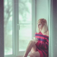 Утро на окне :: Валерий Худушин