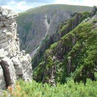 Окресности  озера  Омот :: Сергей Елисеев
