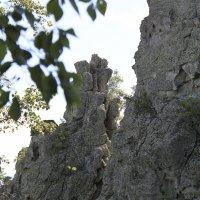 Выветренные скалы :: Сергей Конаков