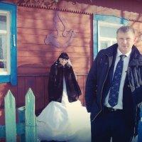 В деревне. :: Эдуард Сычев