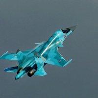 Су-34 :: Дмитрий Бубер