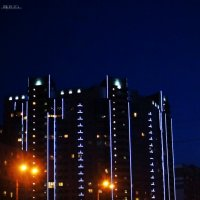 ночной город :: Юлия Герасимова