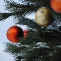 Новогодние игрушки :: виталий Цицюрский