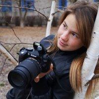 Мечтательница. :: Жанна Савкина