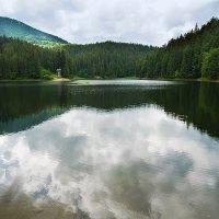 Озеро Синевир :: Василий Каштанюк