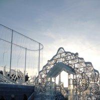 Ледяная красота!!! :: Ираида Спицына