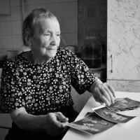 воспоминания :: Татьяна Соловьева