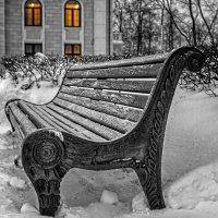 Зимний уют :: Олег Ионичев