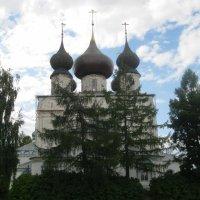 Воскресенская церковь, Ивановская обл. :: Александр Надежин