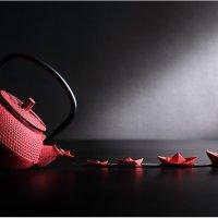 Чайные мечты :: Виктория Иванова