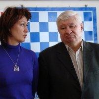 На шахматах :: Валерий Шердюков
