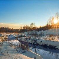 Зима :: Максим Сергеевич