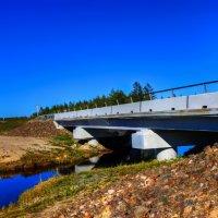 Мост через реку Эрри :: Захар Горшенёв