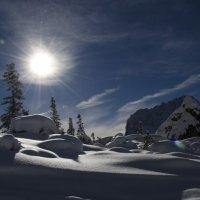 Зимний пейзаж :: Иван Горев