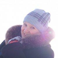 зимний портрет :: Анастасия Калачева