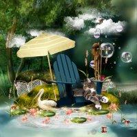 мечты, мечты... :: Лара Leila
