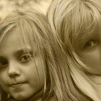 сестры?...... :: Екатерина Маркова