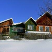 Зимний дом :: Дарья Островских