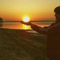 солнце в ладоне :: Сергей Говорков