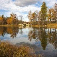 Гатчина, осень. :: Галина Молодова