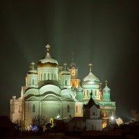 Ночное Дивеево :: Дмитрий Булатов