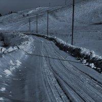 Путь домой. :: Радмир Арсеньев